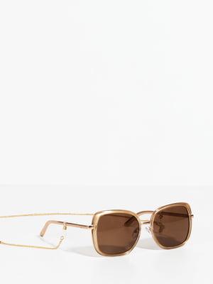 Очки солнцезащитные | 4454932