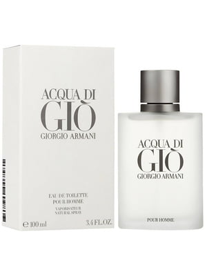Туалетна вода Acqua Di Gio Pour Homme — vial (1,2 мл) | 4624825