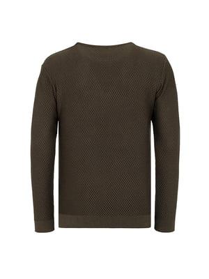 Джемпер кольору хакі | 4625371
