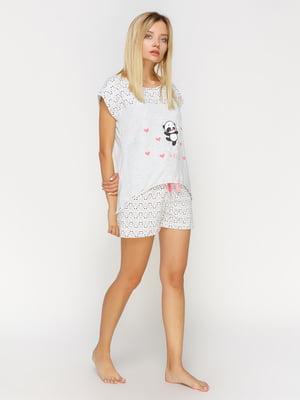 Комплект: футболка и шорты | 4611012