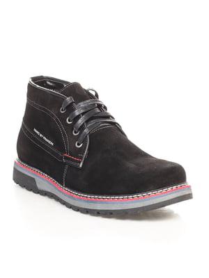 Ботинки черные | 4547802