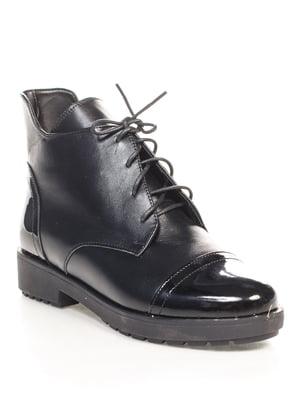 Ботинки черные   4618944