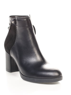 Ботинки черные | 4618942
