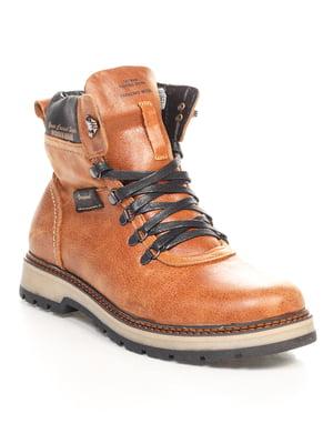Ботинки горчичного цвета | 4547812