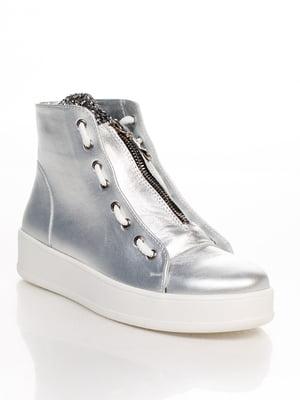 Черевики сріблясті | 4618950