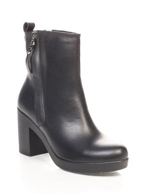 Ботинки черные   4618963