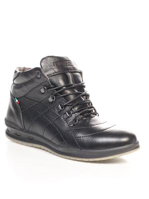 Ботинки черные | 4618922