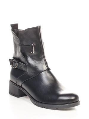 Ботинки черные | 4618956