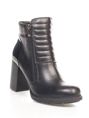 Ботинки черные   4618948