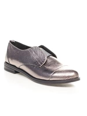Туфли серебристые | 4618958