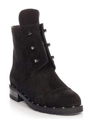 Черевики чорні | 4626732