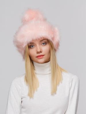 Шапка рожева | 4626721