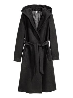 Пальто черное | 4596230