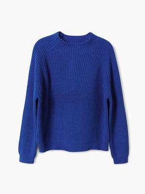 Джемпер синий | 4529615