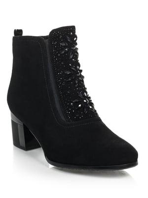 Ботинки черные | 4629040