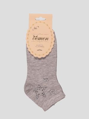Шкарпетки сірі   4611158