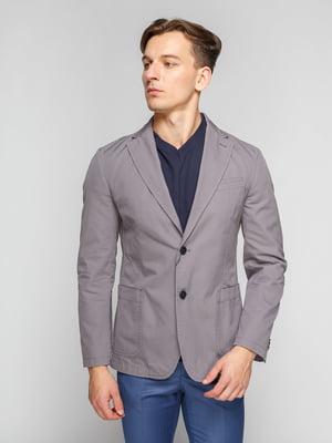 Пиджак серый | 4602121