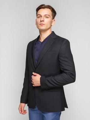 Пиджак черный | 4602126