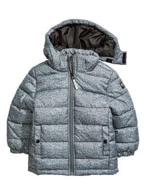 Куртка сіра | 4631887