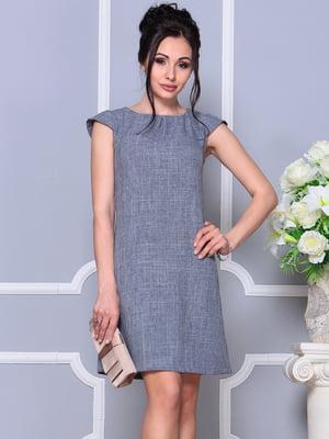 Платье дымчатого цвета | 4619225