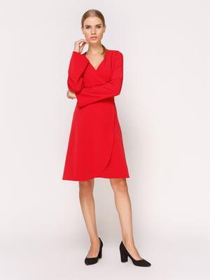 Платье красное | 4631551