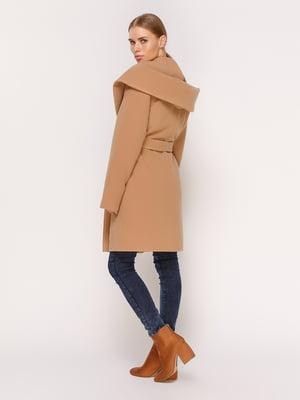 Пальто бежевое | 4631559