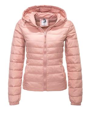 Куртка рожева | 4631003