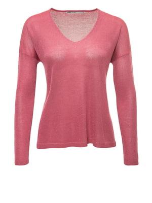 Пуловер рожевий | 4631362