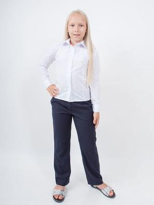 Рубашка белая | 4599957