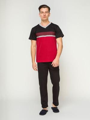 Пижама: футболка и брюки | 4611297