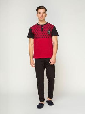 Пижама: футболка и брюки | 4611301