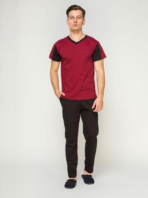 Пижама: футболка и брюки | 4611276