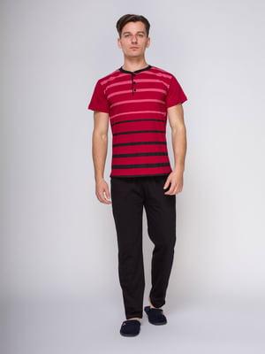 Пижама: футболка и брюки | 4611285