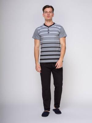 Пижама: футболка и брюки | 4611287