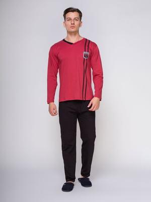 Пижама: джемпер и брюки | 4611264