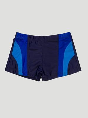 Плавки темно-синие | 4611123