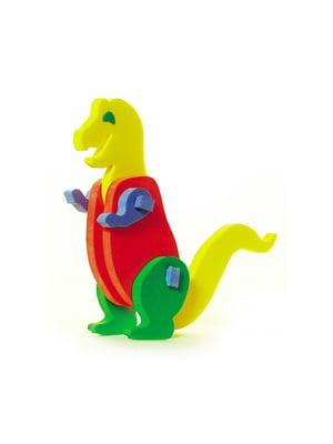Развивающая игрушка объемный конструктор «Свинья» | 4635157