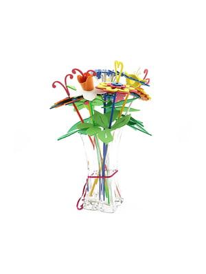 Игрушка для творчества букет цветов (пакет, 9 цветов) | 4635160