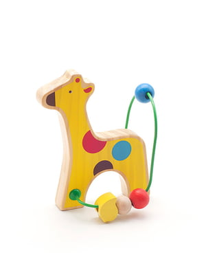 Развивающая игрушка-лабиринт «Жираф» | 4635203