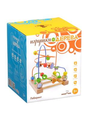 Развивающая игрушка- лабиринт № 3 | 4635234