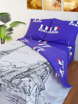 Комплект постельного белья двуспальный | 4635938