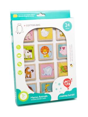 Розвивальна іграшка «Мемо»   4635207