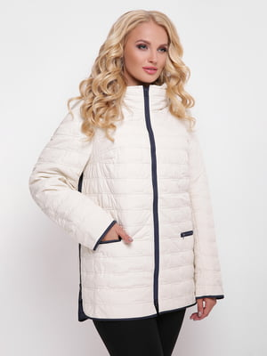 Куртка цвета пудры | 4636016