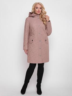 Пальто бежевое | 4636022