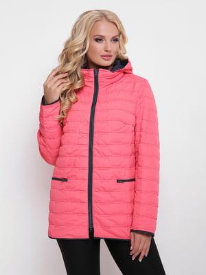 Куртка розовая   4636024