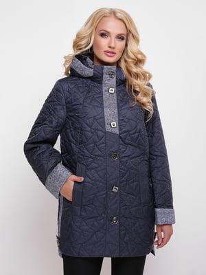 Пальто синє | 4636028