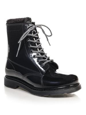 Ботинки черные | 4632146