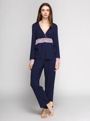 Піжама: джемпер і штани   3676754