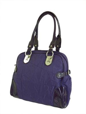 Сумка фіолетова | 4580955