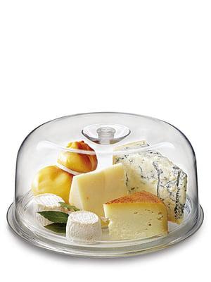 Тарелка с пластиковой крышкой Ginevra (29 см) | 4641843